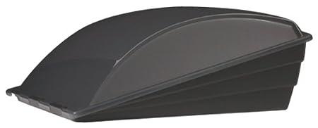 Camco 40711 Aero-flo Roof Vent Cover Black