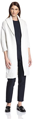 Derek-Lam-Womens-Shawl-Collar-Cardigan