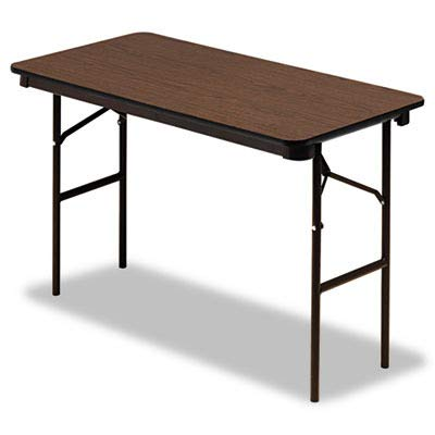 ICE55304 - Economy Wood Laminate Folding Table