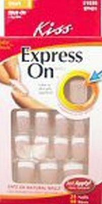 Kiss Express -On Stkr Nl Lady 18 pcs sku# 904564MA