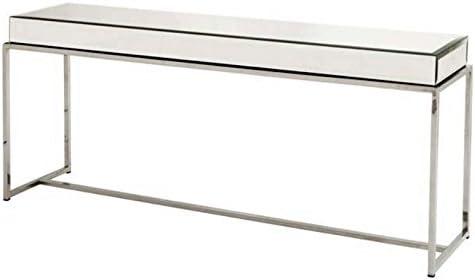 Casa Padrino Consola de diseño Mesa 160 x 40 x H. 70 cm - Muebles