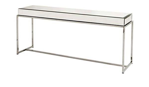 Casa Padrino Consola de diseño Mesa 160 x 40 x H. 70 cm - Muebles ...