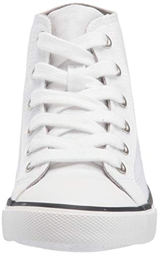 Amazon Essentials Kids' Canvas Lace Up Sneaker