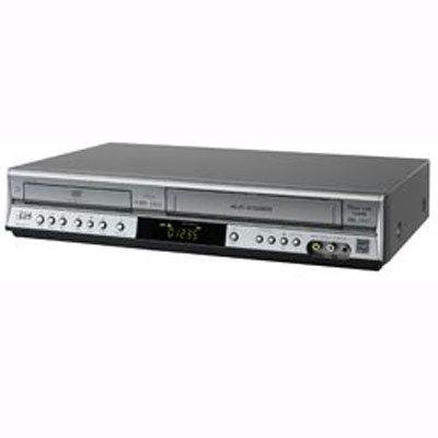 UPC 046838029387, JVC HRXVC15S DVD Video Player & VHS Hi-Fi Stereo