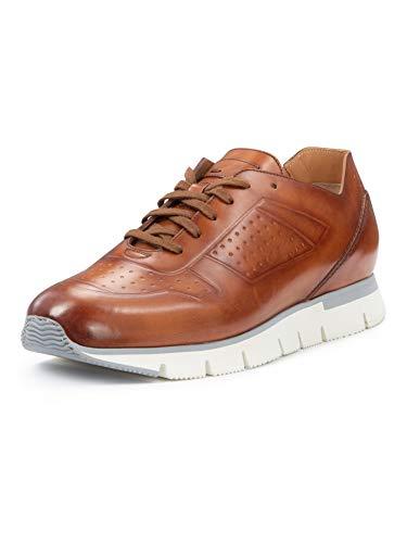 Santoni Homme Homme Sneaker Marron Sneaker Santoni Santoni Sneaker Marron fqUOBzwf