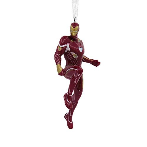 Hallmark Christmas Ornaments, Marvel Studios Avengers: Infinity War Avengers Iron Man Ornament -