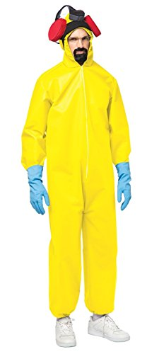 (Authentic Breaking Bad Costume For Walter White Size XL (mask not included))