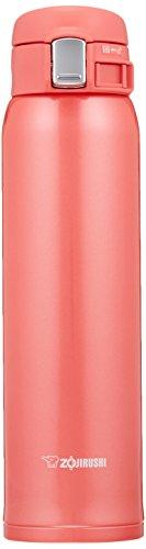 Zojirushi SM-SC60PV Stainless Mug, Coral Pink