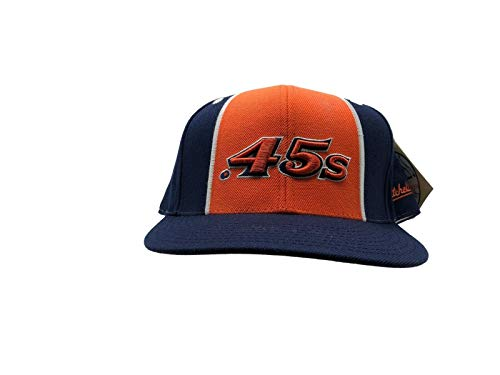 Houston Colt 45's Baseball Cap by Mitchell & Ness Cooperstown Collection 7 7/8