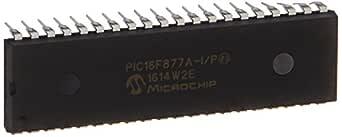 Microchip 2pc PIC18F4685-I//SP PIC18F4685 40 PIN DIP Genuine New In Tube