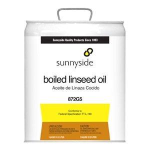 SUNNYSIDE CORPORATION Sunnyside 872G5 5-Gallon Boiled Linseed Oil