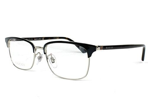 Eyeglasses Gucci GG 0131 O- 003 003 BLUE / - Gucci Glasses Blue