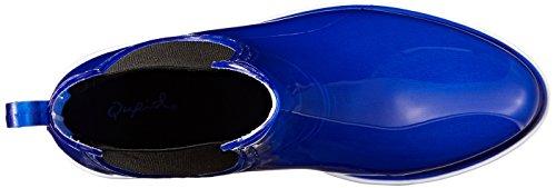 Qupid Dames Mercer 01 Regenschoen Blauw