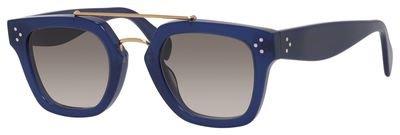 Celine Sunglasses 41077 /S 0M23 Blue / Z3 Brown degrade - Celine Sunglasses Buy