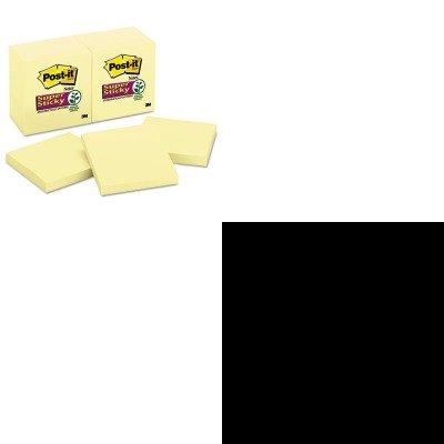 KITMMM65412SSCYMMM8959 - Value Kit - Scotch Bi-Directional Filament Tape (MMM8959) and Post-it Super Sticky Notes (Scotch Bi Directional Filament Tape)