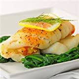 Today Gourmet - Sole Stuffed with Scallops and Crab (16 - 5oz Sole)