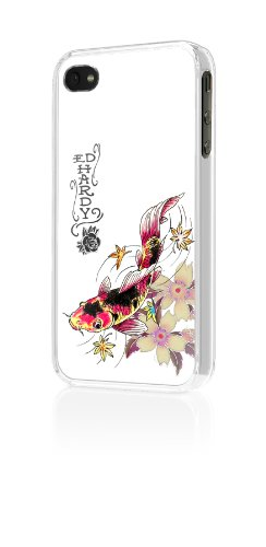 Ed Hardy Snap-On Case for iPhone 4 - Koi - Fits AT&T iPhone