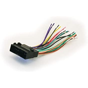 313WCE5V%2BAL._SL500_AC_SS350_ amazon com scosche ha08b wire harness to connect an aftermarket  at reclaimingppi.co