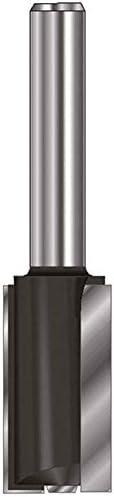 ENT 10352 Nutfräser HW (HM), Schaft (C) 8 mm, Durchmesser (A) 3 mm, B 8 mm, D 32 mm, GL 45 mm, mit HW Grundschneide