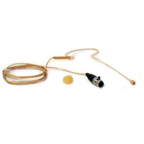 Earhook Headset Mic for Shure Wireless Microphone System ()