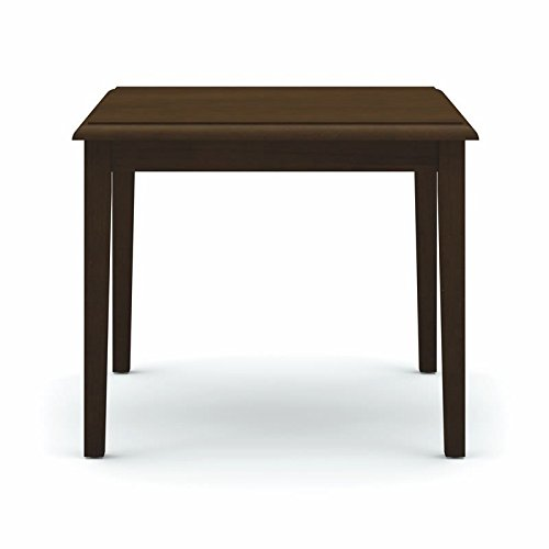 Lesro Lenox Corner Table, Cherry Finish by Lesro