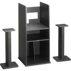 teac-rk-6300-rack-cabinet-and-speaker-stands-for-dcd-d6300-stereo