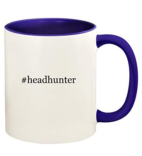 Ilongot Costumes - #headhunter - 11oz Hashtag Ceramic Colored