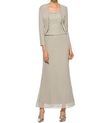 Abendkleider mit Brautmutterkleider Damen Elegant Promkleider ...