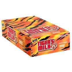 Tigers Milk Peanut Butter Honey Bar ( 24x1.23 (Honey Nutrition Bar)