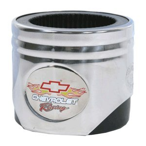 Amazon.com: Chevy Racing Piston Koozie By Motorhead Mh2102 ...