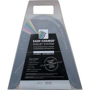 Wintec Easy Change Gullets - Complete Set (Easy Change Gullet System)