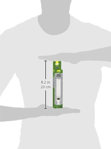 TetraPond Replacement UV Bulb for UV1 and UVC, 9-Watt
