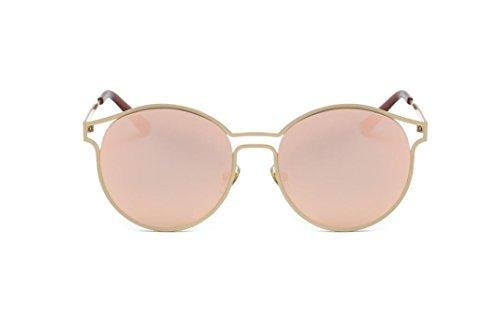 Lunettes de Soleil Ansenesna Rond John Lennon lunettes de soleil Modèle moyen D