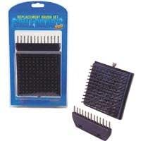 Grill Daddy: Pro Replcmnt Grill Brush Gd19162S -2Pk