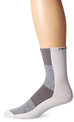 Pearl Izumi - Ride Adult Elite Tall Socks, Block White, X-Large