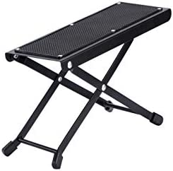 Groovy Alida Guitar Foot Rest Stool 5 Tune Adjustable Rest Black For Classical Guitar Ukulele Ocoug Best Dining Table And Chair Ideas Images Ocougorg