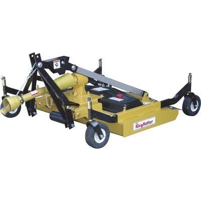 King Kutter Rear Discharge Finish Mower - 72in, Model# RFM-72