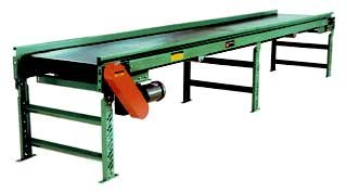 Length: 40 Ft Option: Belt Width 18In//Bed 19 250Tb-40 250Tb-40 Roach Conveyor Trough Bed Belt Conveyor Lead Time: In Stock
