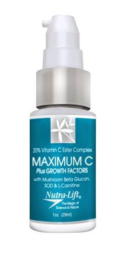 Nutra-Lift Maximum C Plus Serum (1 oz. bottle) (Maximum Lift)