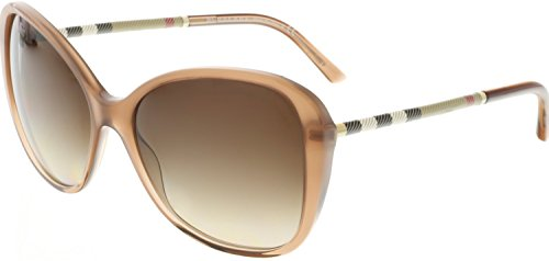 Burberry Women's 0BE4235Q Brown Gradient/Brown Gradient - Women Burberry Glasses