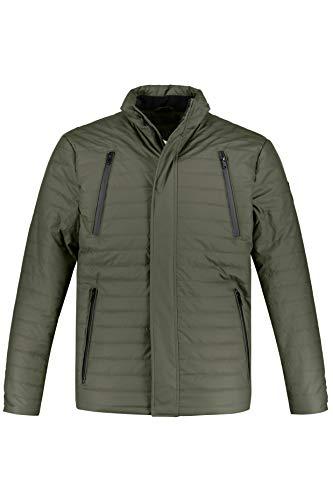 Montant Olive Homme Col Jp1880 Tailles Zippée Doudoune Courte Grandes 716925 0q6d6z