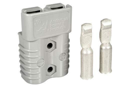 FidgetFidget Anderson SB175 Connector Set Cable Wire Quick Connect Battery Plug Kit