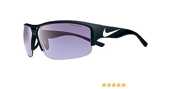 9a92b4f8441 Amazon.com  Nike EV0871-010 Golf X2 E Sunglasses (One Size)