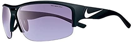 f9d9c85a83 Amazon.com  Nike EV0871-010 Golf X2 E Sunglasses (One Size)