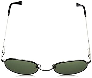 A.J. Morgan Belmont 88377 Round Sunglasses