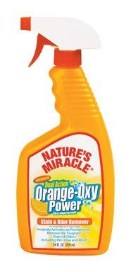Natures Miracle Orangeoxy Stain/Odor Remover 24oz by Nature's Miracle