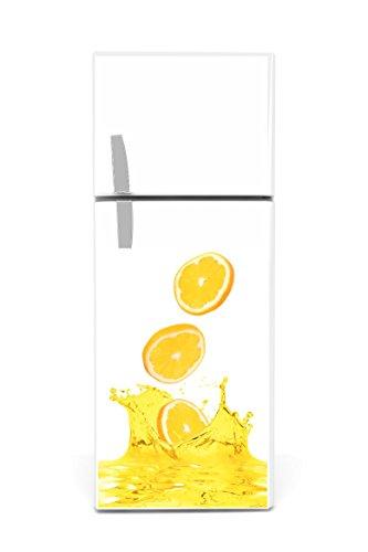 Réfrigérateur Autocollants 60x 90cm Orange