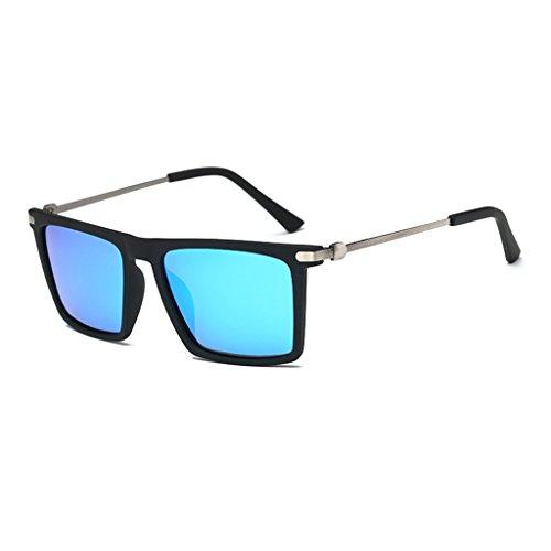 Lunettes Soleil Lunettes Soleil Unisexes Bleu UV400 de Pêche ZHHL de Polarized Hommes UV Conduite Protection pour E1qvffW