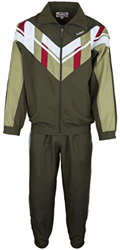 de en jogging couleurs costume pour de de Paris de costume maison avec sport Costume microfibre costume survêtement Olive hommes de loisir 3 ceinture 507qFxHxpw