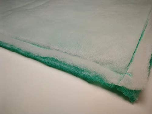 Dry Tack Panel 16 x 20 Series 45 20 Pack Hiton Paint Spray Booth Intake Filter Pad